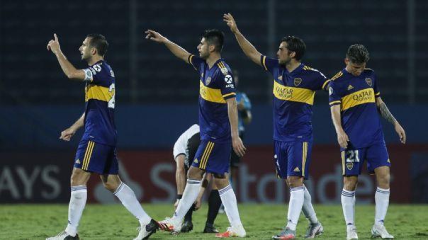 Dim vs Boca - Copa Libertadores