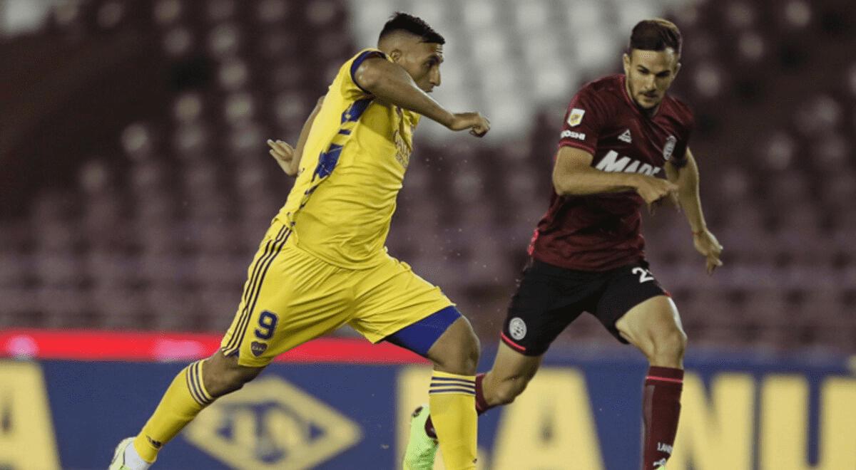 Boca vs Lanús - Copa Liga Profesional