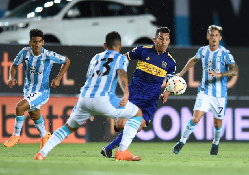 Boca vs Racing - Copa Libertadores