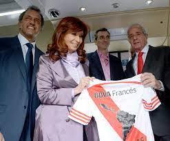 Archivo:Cristina Kirchner y Rodolfo D'Onofrio.jpg - Wikipedia, la  enciclopedia libre