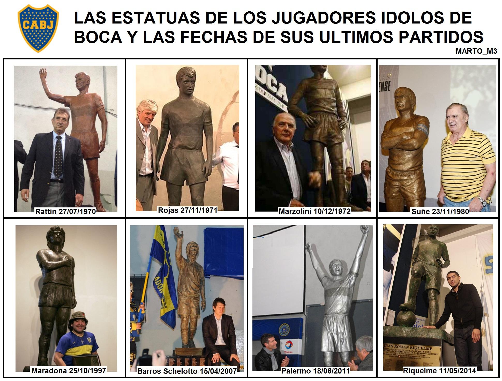 Estatuas Idolos jugadores.jpg